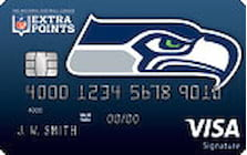 seattle seahawks credit card