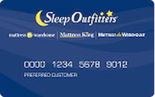 sleep outfitters usa credit card