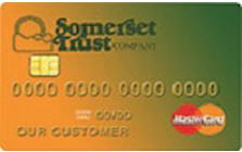 somerset trust company mastercard with rewards credit card