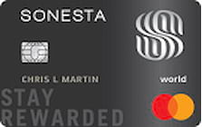sonesta credit card