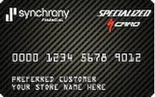 specialized bicycle credit card