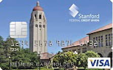stanford federal credit union student credit card