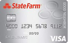 state farm bank good neighbour visa card