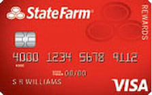 state farm bank rewards credit card