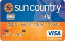 sun country airlines credit card
