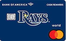 tampa bay rays credit card