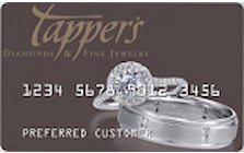 tappers credit card
