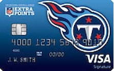 tennessee titans credit card