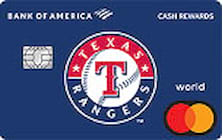 texas rangers credit card
