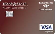 texas state university credit card