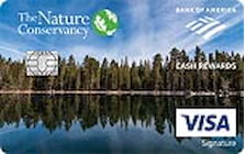 the nature conservancy credit card