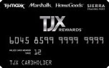 tjx store card