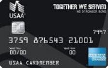 together we served credit card