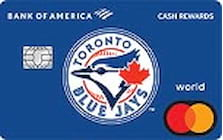 toronto blue jays credit card