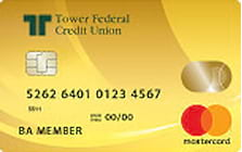 tower federal credit union gold mastercard