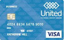 united federal credit union business credit card