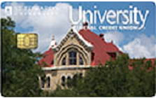 university federal credit union great rate credit card