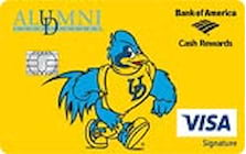 university of delaware credit card