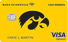 university of iowa credit card