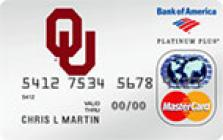 university of oklahoma credit card