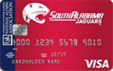 university of south alabama credit card