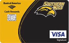 university of southern mississippi credit card