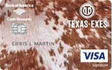 university of texas exes credit card