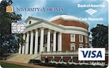 university of virginia credit card