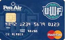 university of west florida credit card