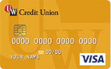 university of wisconsin credit union secured credit card