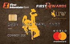 university of wyoming credit card