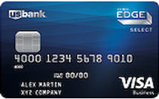 us bank business edge select rewards credit card
