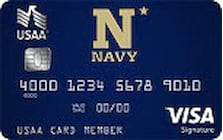 us naval academy credit card