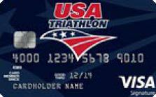 usa triathlon credit card