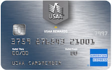 American Express Usa >> Usaa Rewards American Express Card Review