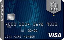 usaa rate advantage credit card