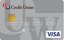 uw credit union student credit card
