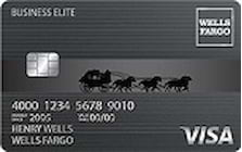 wells fargo business elite credit card