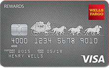 wells fargo rewards card
