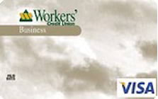 workers credit union business credit card