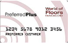 world of floors credit card
