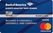 Bank of america rewards program reviews tips more worldpoints travel rewards for business credit card reheart Choice Image