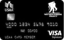 wounded warrior project credit card