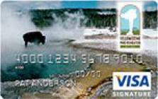 yellowstone park foundation credit card
