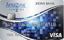 zions bank amazing rewards credit card