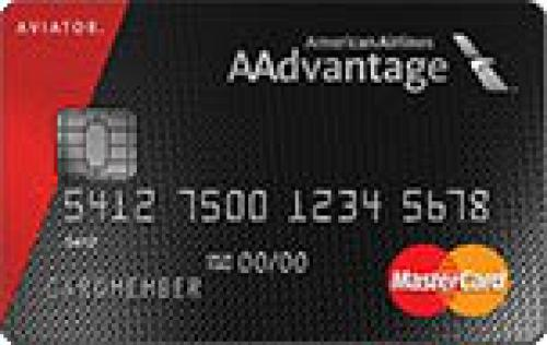 aadvantage aviator red credit card