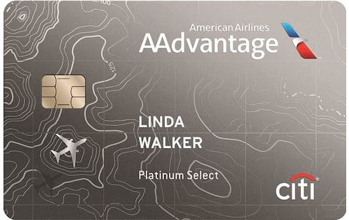 aadvantage credit card