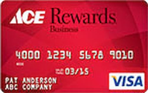 ace business credit card