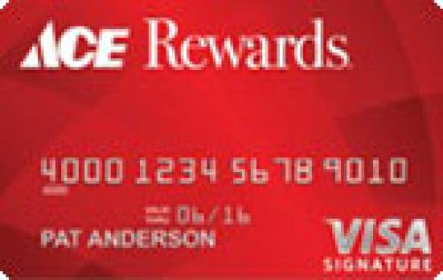ace credit card