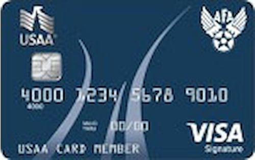 air force association credit card